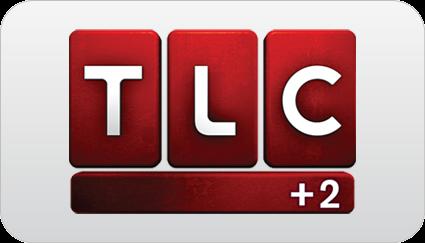 Huge TLC +2 image for the Foxtel app