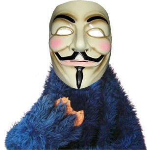 Anonymous Cookie Monster
