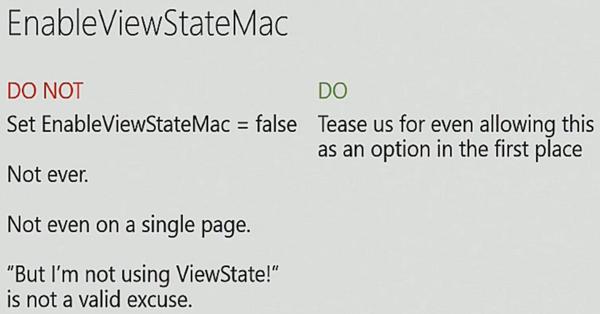 Do not disable MAC