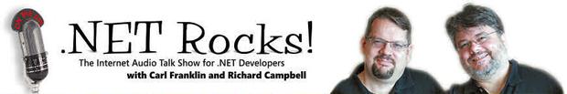 .NET Rocks - The Internet Audio Talk Show for .NET Developers