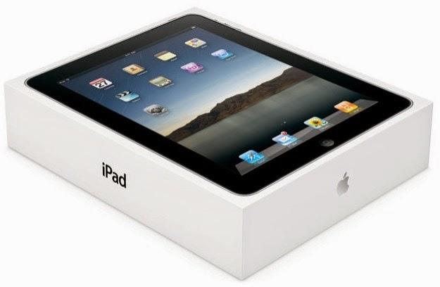 The original iPad