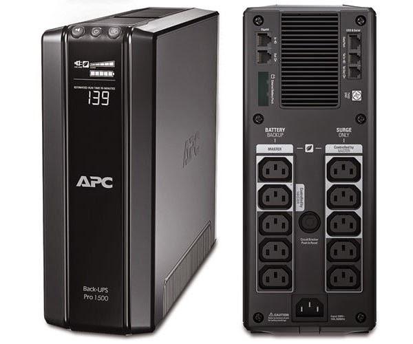 The APC UPS