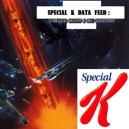 Special K Data Feed