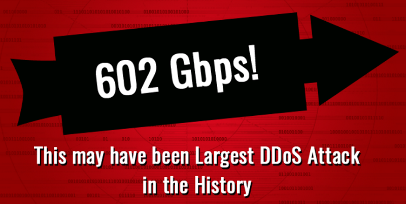A 602Gbps attack