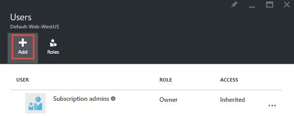 Add a role
