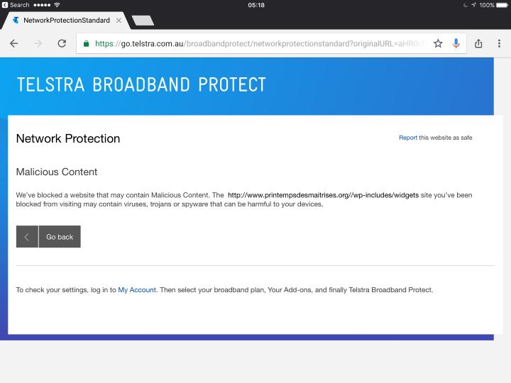 Website Blocked Telstra Crowdsupport 667657 - Www imagez co