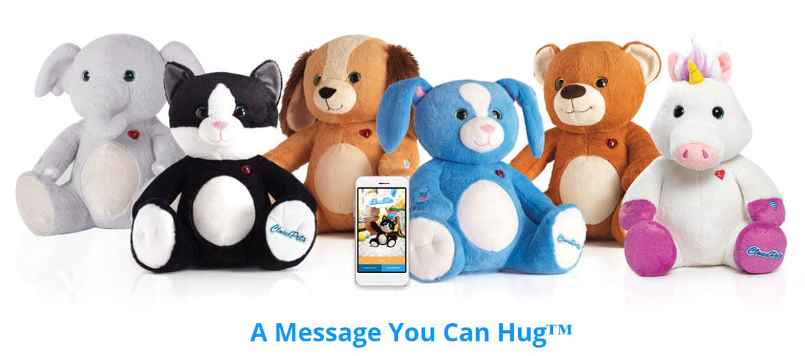 Data from connected CloudPets teddy bears leaked and ransomed, exposing kids' voice messages