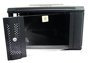 6RU 450mm Deep Wall Mount Rack Cabinet