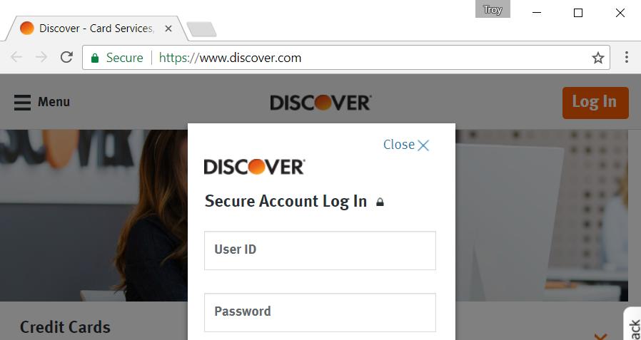Discover With no EV