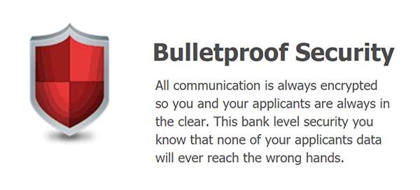 Regpack bulletproof security