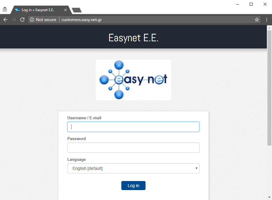 Easy-net-site