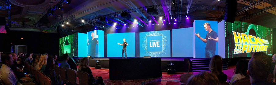 Epic Pluralsight Live Stage