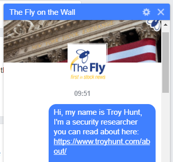 theflyonthewall.com Facebook  - theflyonthewall - Troy Hunt: Streamlining Data Breach Disclosures: A Step-by-Step Process