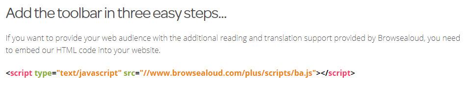 Browsealoud-script  - Browsealoud script - SRI, CSP and Trust in Third Party Libraries