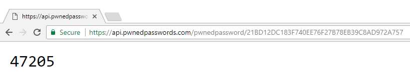 "Password Search by Hash  - Password Search by Hash - I've Just Launched ""Pwned Passwords"" V2 With Half a Billion Passwords for Download"