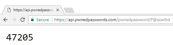 "Password Search  - Password Search - I've Just Launched ""Pwned Passwords"" V2 With Half a Billion Passwords for Download"