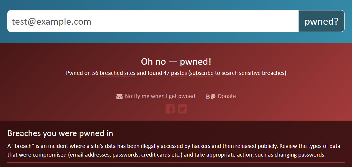 Old pwned advice  - Old pwned advice - Have I Been Pwned is Now Partnering With 1Password