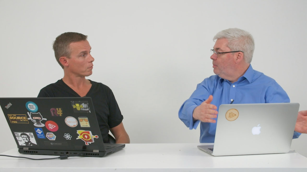 Troy Hunt and John Elliott on GDPR