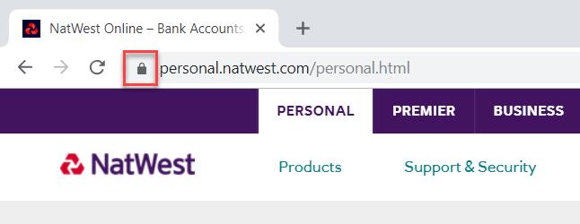 Bảo mật NatWest