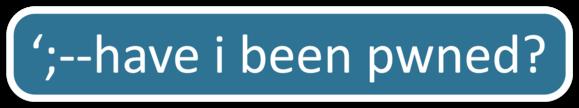 HIBP sticker