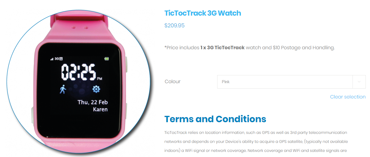 How to Track Your Kids (and Other People's Kids) With the TicTocTrack Watch