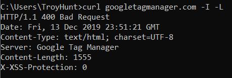 Still Why No HTTPS?