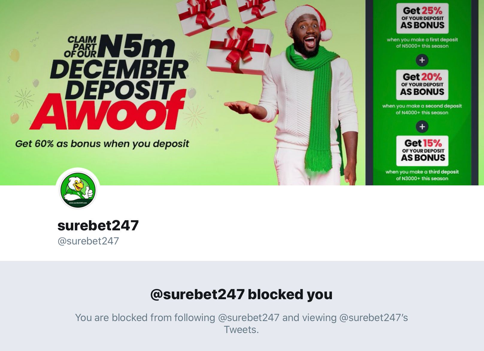 The Difficulty of Disclosure, Surebet247 and the Streisand Effect