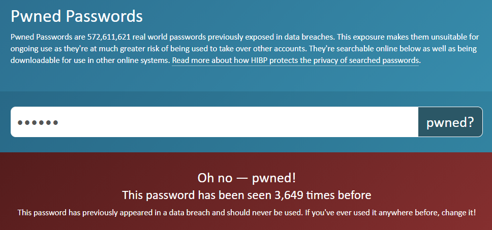 We Didn't Encrypt Your Password, We Hashed It. Here's What That Means: